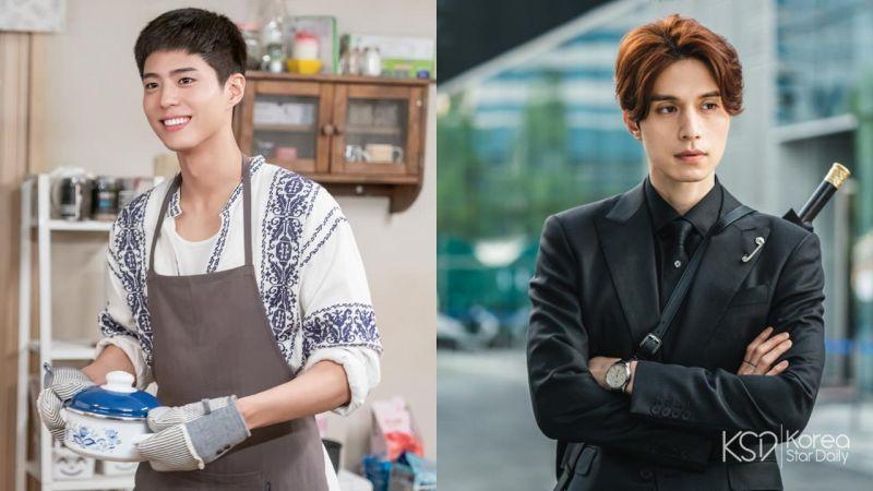 十月上半話題性的兩大男神《青春紀錄》朴寶劍VS《九尾狐傳》李棟旭