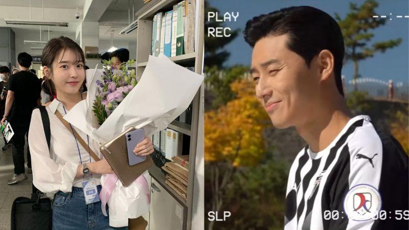 還要再等等!朴敘俊&IU主演電影《Dream》海外拍攝推遲到明年,期待公開更多花絮影片啊~
