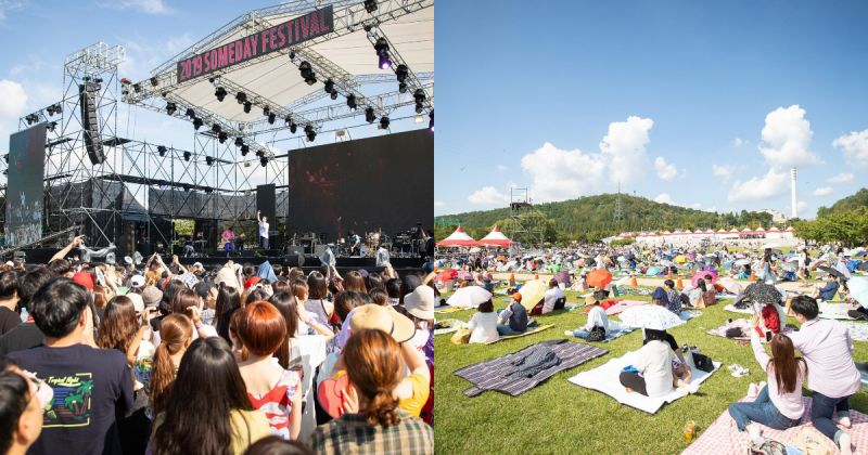 圭賢、伯賢、恩光、Crush、AKMU⋯⋯《Someday Festival》陣容超華麗!
