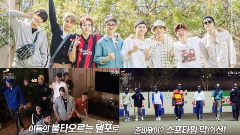 《EXO的爬著梯子世界旅行2》「高雄.垦丁篇」确定於1月21日首播!公开官方海报、预告影片
