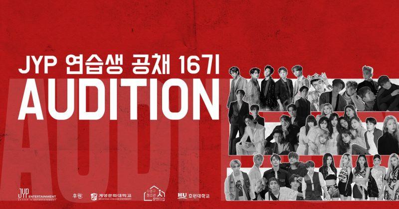 JYP 向全球徵才!公開徵選 2020 年首週開跑
