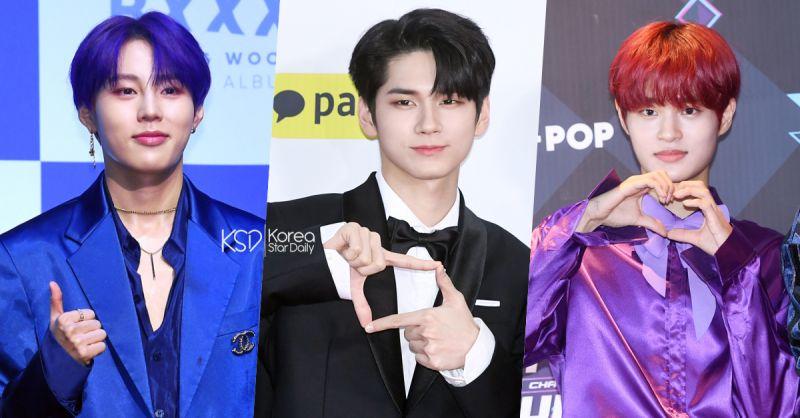 Wanna One三位成员同台!邕圣佑&河成云&李大辉主持2019 K-WORLD FESTA