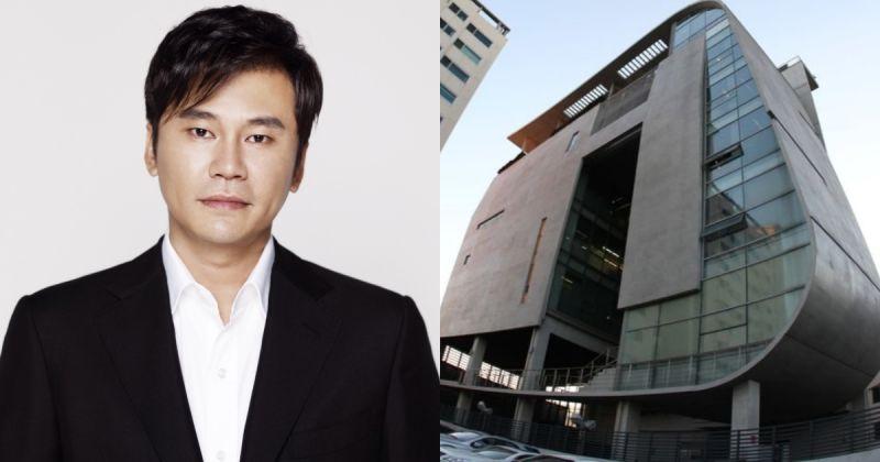 首尔警方持续调查梁铉锡 今上午搜查 YG 总公司!