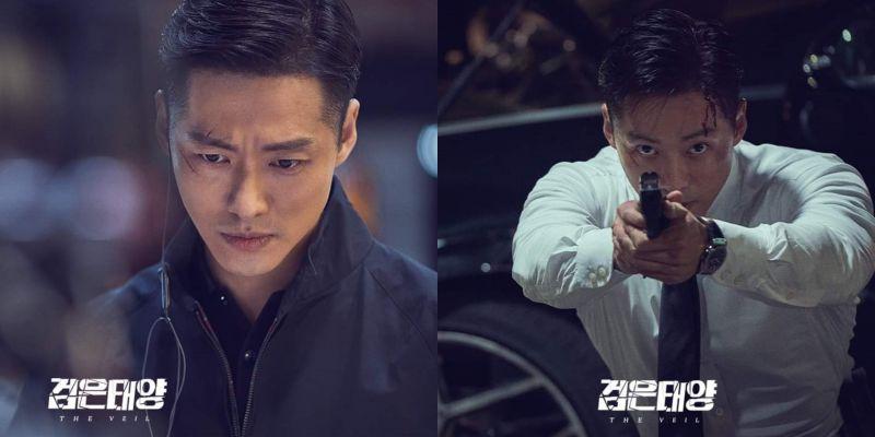 國情院最精銳特務「韓志赫」即將登場!《黑色太陽》南宮珉劇照首公開