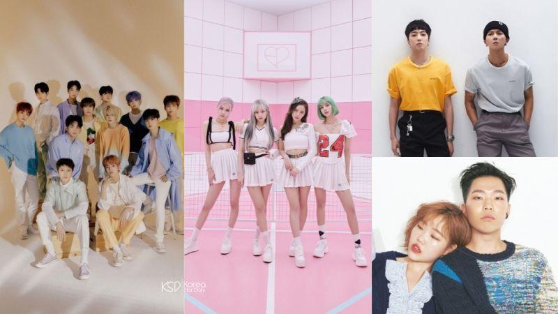 YG下半年回歸計畫:包含BLACKPINK、TREASURE、樂童音樂家、宋旻浩&姜昇潤SOLO!網友:一定會被推遲的