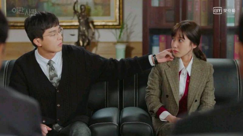 韓劇 理判事判이판, 사판 – 法官?檢察官?