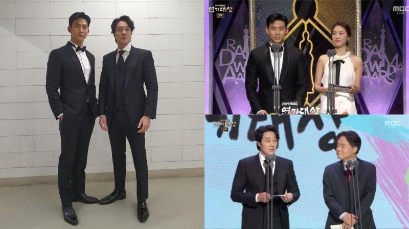 【2019 MBC演技大賞】蘇志燮、玉澤演擔任頒獎嘉賓!所屬社「51K」公開帥氣合照