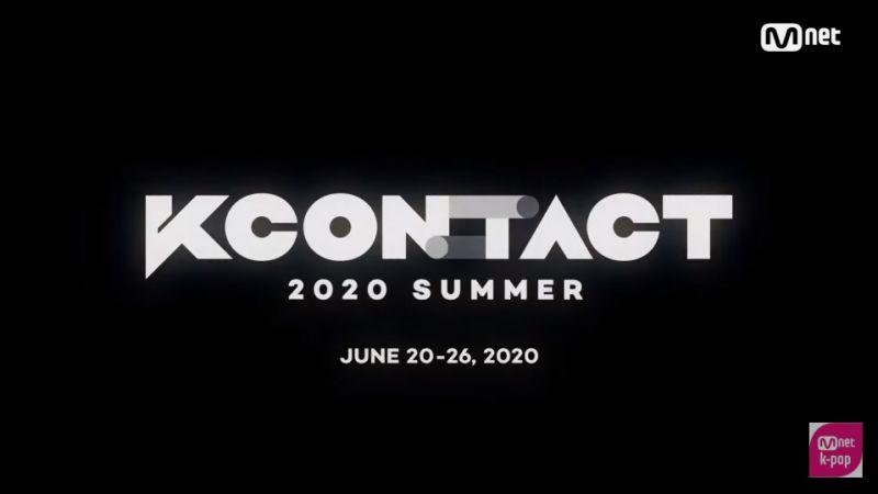 KCON 確定於6月舉行進行一週的線上公演:預計有30多組藝人出演!