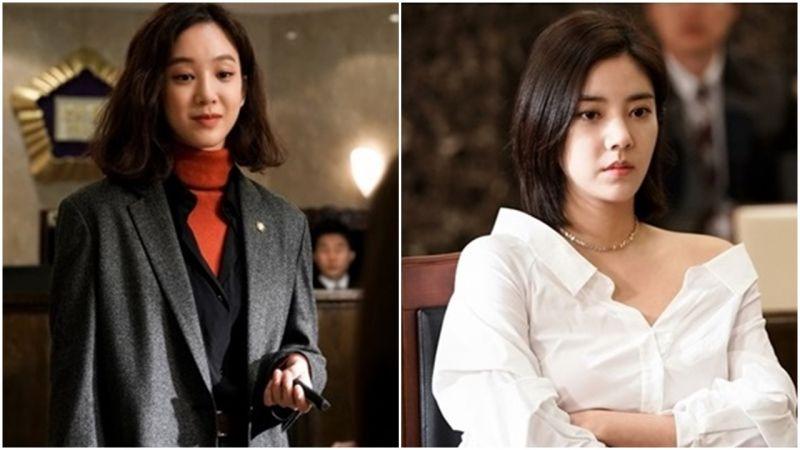 闺密认证!孙淡妃挺郑丽媛特别出演《魔女的法庭》