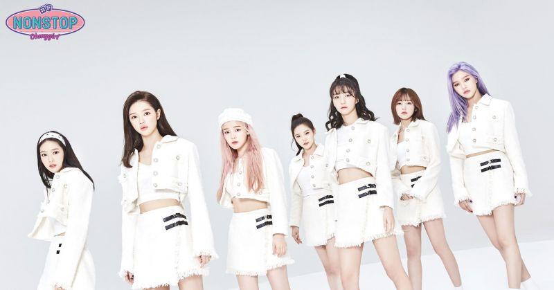 Oh My Girl〈Nonstop〉人气高 在 Gaon Chart 上的串流播放破一亿次!