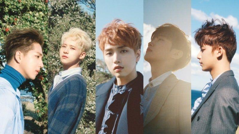 B1A4〈Rollin'〉叫好又叫座 风光夺 Gaon 单周榜冠军!