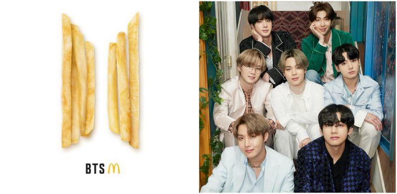 大家一起吃起来!全球麦当劳将推出BTS专属套餐!快来看看你的区域是哪一天?