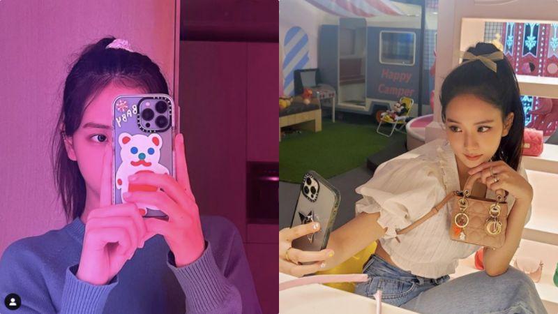 BLACKPINK Jisoo日前换新手机却被骂「卖国奴」!韩网友:不用国产就是不爱国