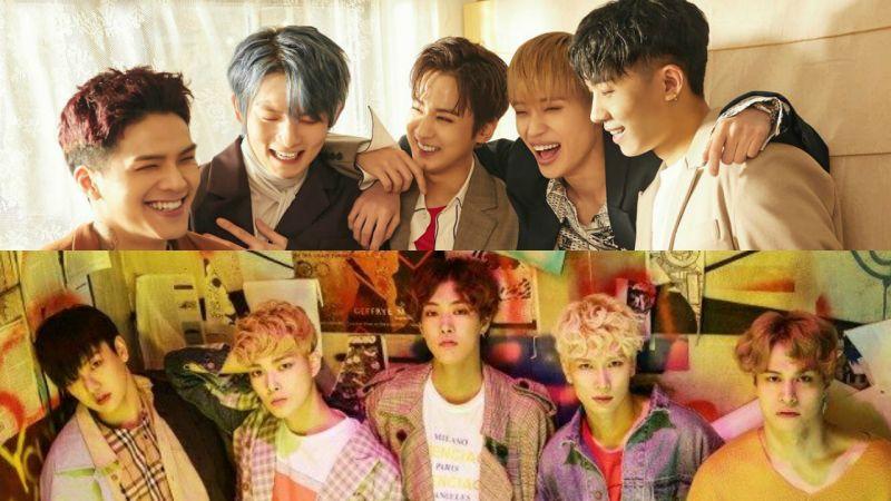 兩組五人制男團都選在今天回歸!TEENTOP、Cross Gene 的新歌聽了嗎?