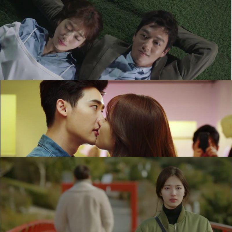 看了一週的韓劇後,那個畫面最有Feel??
