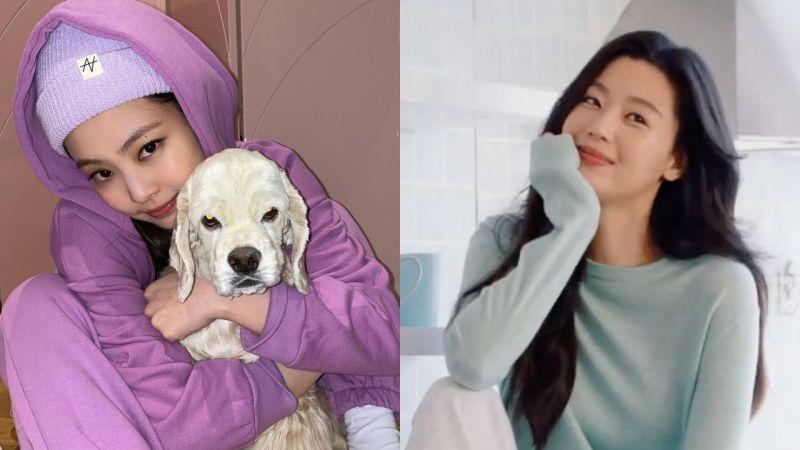 BLACKPINK Jennie、全智贤、润娥都爱的「Athflow 穿衣风格」:舒适有型!