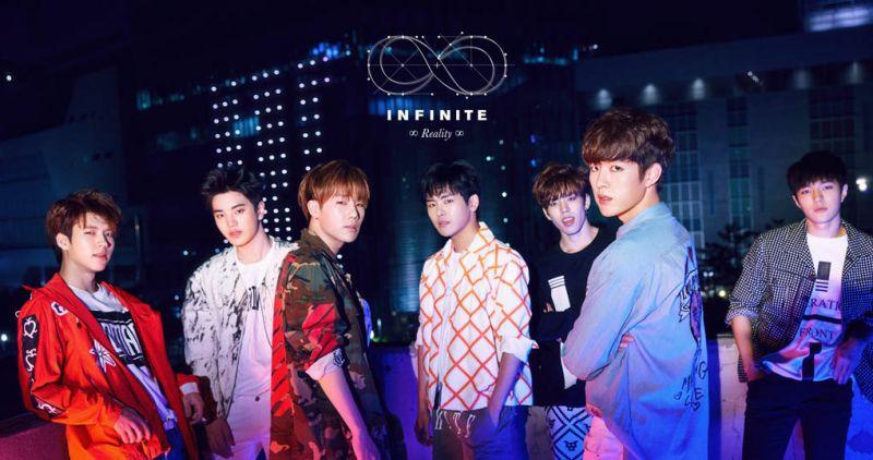 INFINITE公開新專輯 主打曲《Bad》橫掃各排行榜