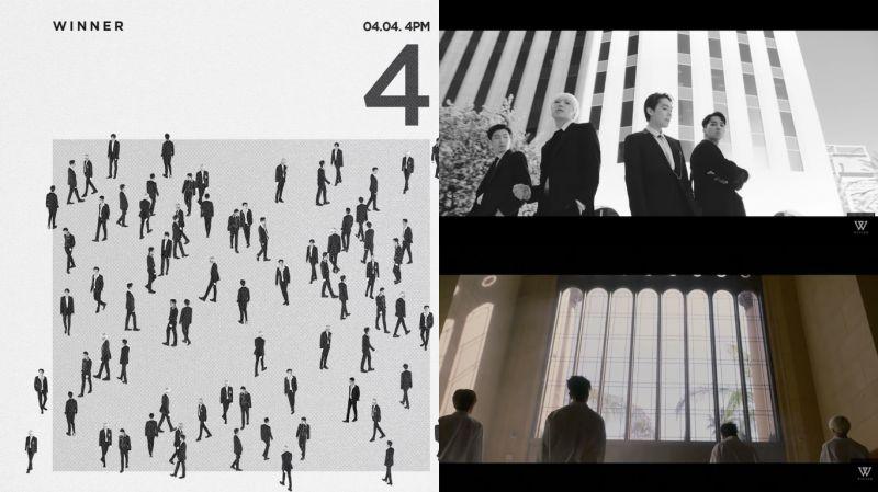 WINNER 新曲「REALLY REALLY」、「FOOL」MV公開啦!大家都聽了嗎?