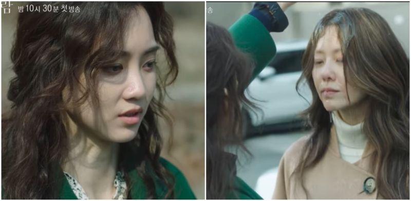 JTBC《像你的人》新预告:申铉彬当街在高贤廷头上倒饮料!两人之间存在何种命运纠葛!