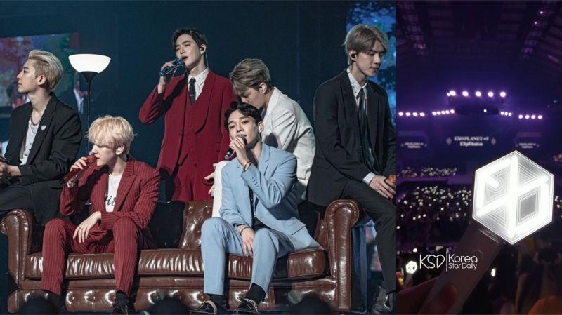 【後記】EXO五巡臺北場:SUHO被燦烈「扒衣服」、伯賢小唱一段「新曲」…期待新專輯!