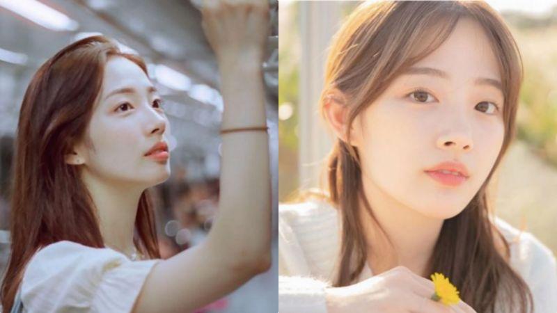 長成秀智+Sulli結合體是什麼感覺?她因同時擁有兩位頂級女愛豆的美貌在韓網爆紅!