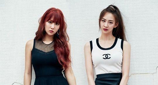 SISTAR昭宥與多順確定續留原所屬公司「STARSHIP娛樂」未來將積極推進個人發展!