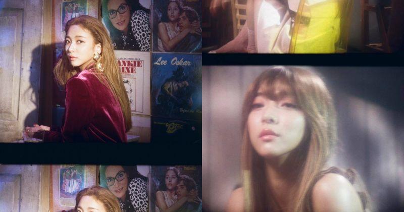 f(x) Luna 明天回归 最新主打歌〈Even So〉预告片抢先看!