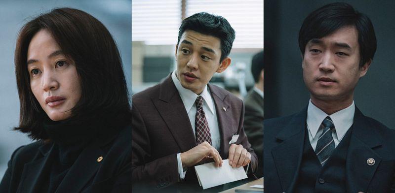 想看韓國1997年時這場突如其來的經濟危機,重要人物如何做、誰的決定才正確的故事嗎?