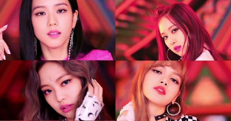 女团新纪录 BLACKPINK〈DDU-DU DDU-DU〉MV 破六亿! 韩国娱乐新闻 韩饭网