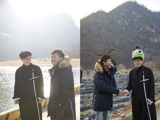 《無限挑戰》劉在石模仿《鬼怪》孔劉 「只有不認識我的人才能拔劍」