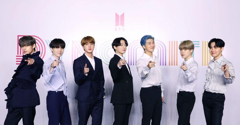BTS防弹少年团在美广播上人气高 刷新告示牌广播榜最高名次纪录!