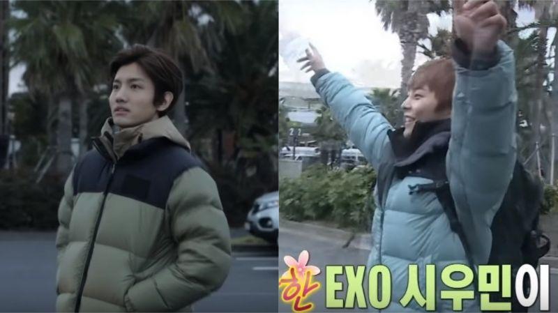 《我獨生》預告:打雪仗玩得太嗨!東方神起最強昌珉「怒吼」EXO XIUMIN:呀 小子!