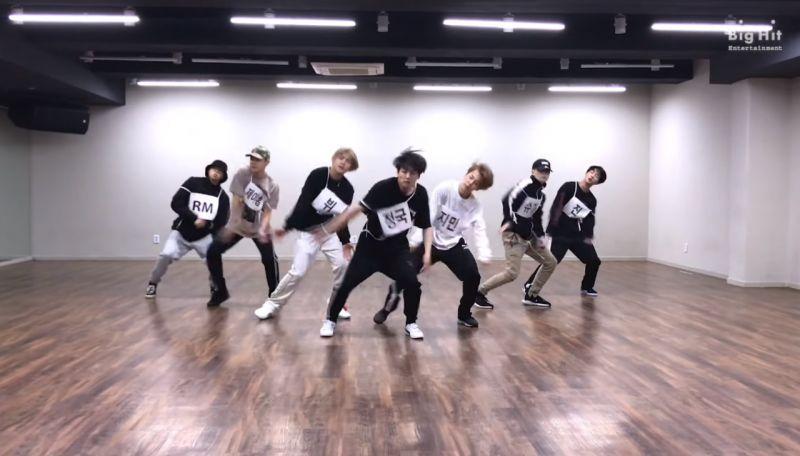 【有片】BTS防弹少年团《MIC DROP》MAMA专用版编舞影片公开!强势霸气已经溢出了萤幕