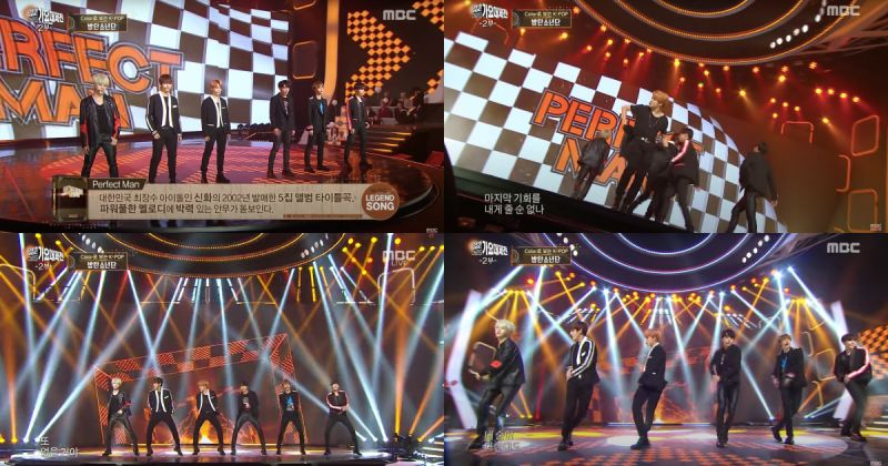 在春節期間重溫BTS防彈少年團的經典跨年表演!〈Perfect Man〉影片觀看次數破億