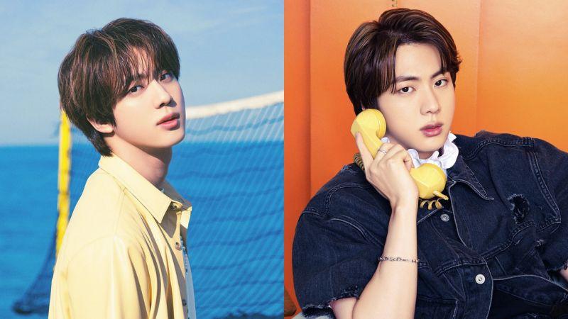 Jin要有侄子了!BTS单曲《Butter》太红了!Jin帮侄子起胎名直接叫「Butter」