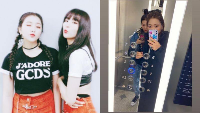 Red Velvet重新整理順位了?澀琪竟然要叫Yeri「姐姐」XD