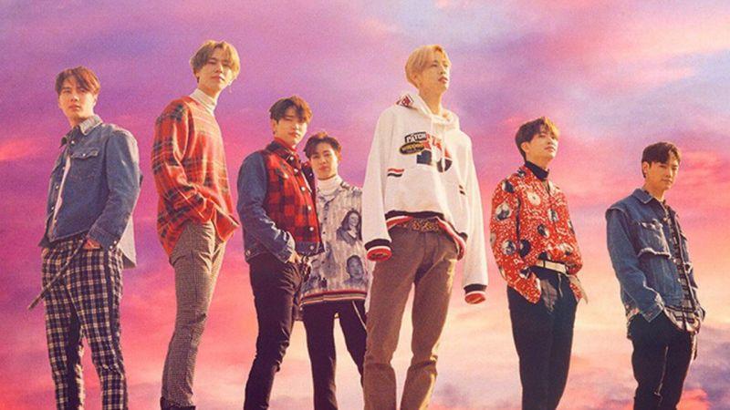 GOT7 美国洛杉矶场公演人气火爆 空降告示牌最新「热门巡演榜」!