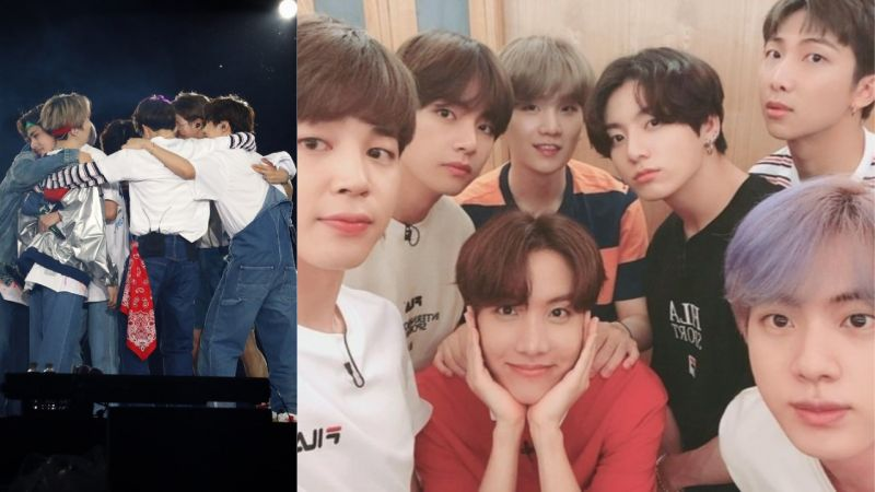 韩国议员:BTS防弹少年团的一名成员今年可能要入伍!Big Hit回应:毫无根据,并不是事实!