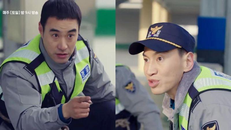 韓劇《Live》李光洙&裴晟佑變成好搭檔!攜手合作救下想跳樓自殺的學生~