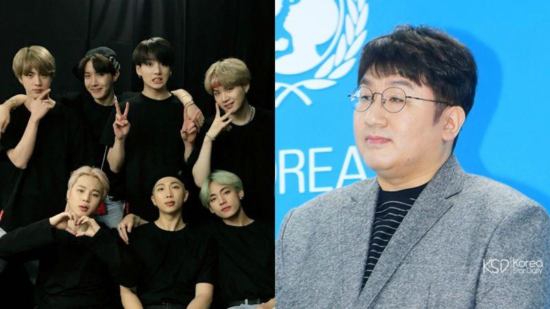 房时爀回母校首尔大学演讲,提及BTS防弹少年团,并自称「愤怒的化身」!