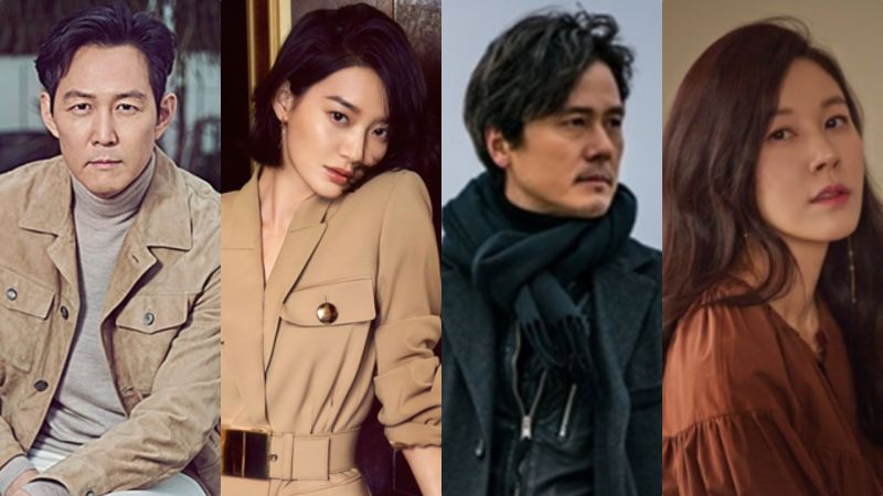 JTBC连开两部新剧! 主演阵容太强大,看到影帝李政宰就决定追了