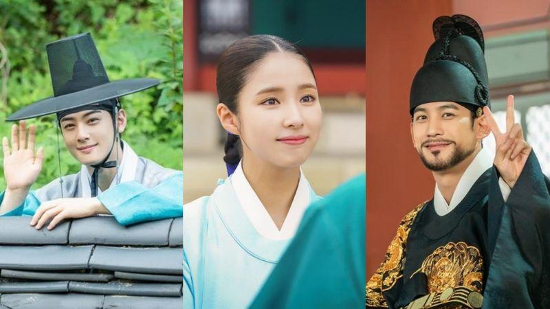《新入史官丘海昤》中秋佳節將停播一週,於九月底迎來大結局!