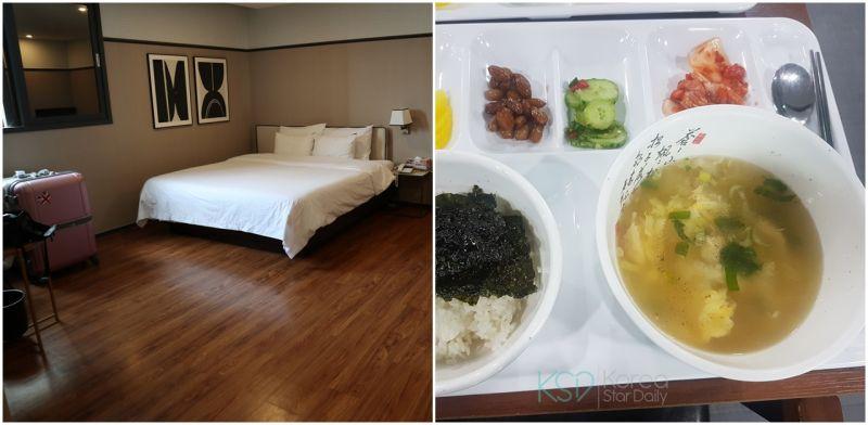 [釜山住宿]西面住宿CP質超高的好選擇---棕色波點金色飯店