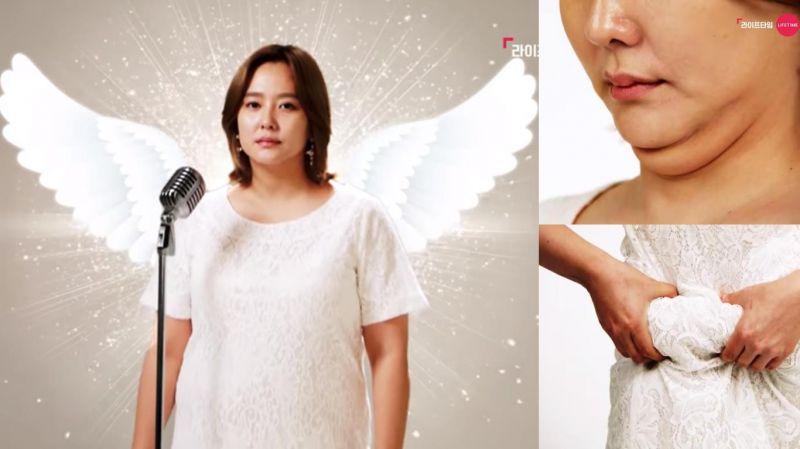女團「天上智喜」的Dana减肥真人秀預告一公開就登上熱搜榜!