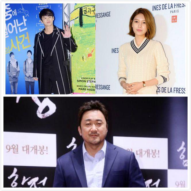 徐仁国、少时秀英、马东锡将出演OCN新剧《38师机动队》!