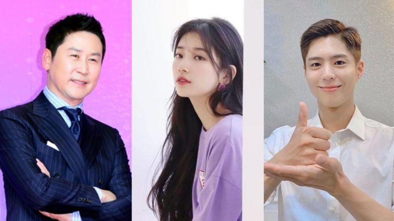 這是他們的第三次合作啦!申東燁、秀智、朴寶劍將擔任「第56屆百想藝術大賞」主持人