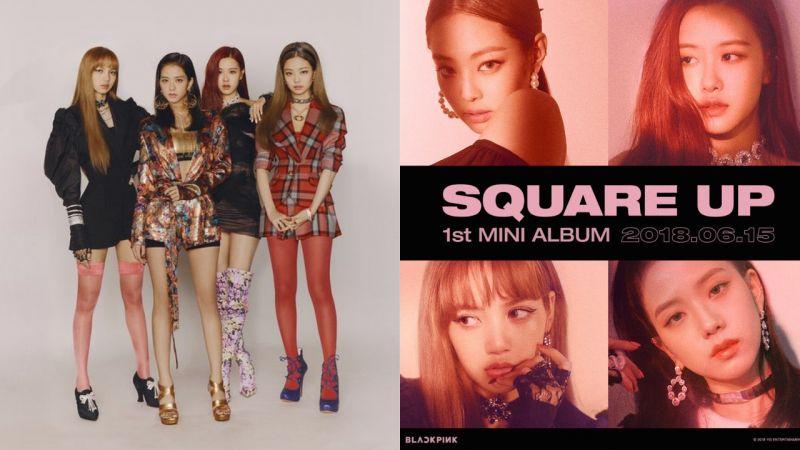 BLACKPINK 未登上《M! Countdown》仍奪冠 盤踞音源榜首滿兩週!