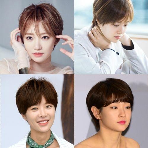 短发女星只见多不见少! 韩剧女主角纷纷变身「假小子」?