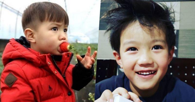 《Oh!My Baby》裡的可愛混血寶寶泰吳已經變成小帥哥啦♥