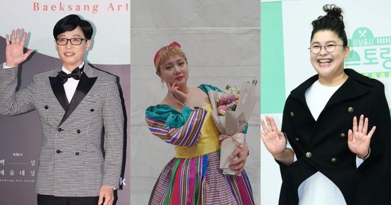 【綜藝人品牌評價】名符其實!劉在錫、朴娜勑蟬連冠、亞軍